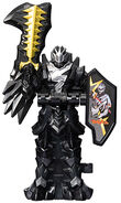 Black RyuSoul (Televi-kun Ver.) (Knight Mode)