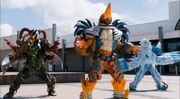 PRDC-Meteor, Stingrage, Iceage 1