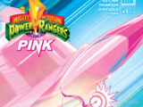 Mighty Morphin Power Rangers: Pink Issue 1