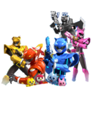Power Rangers Miniforce (Team)