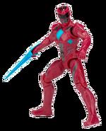 Red Zordon Morphin Ranger Figure