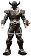 Black Star Force Ranger