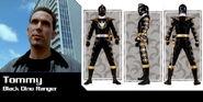Black Dino Ranger