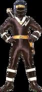 Black Mighty Morphin Alien Ranger