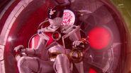 Kojishi Voyager - Shishi Red Orion