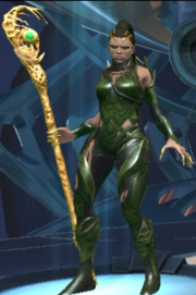 Legacy Wars Rita Repulsa 2017 Movie