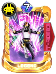 ChangeGriffon Card in Super Sentai Legend Wars