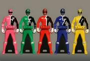 Dekaranger Ranger Keys
