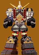 MMPR-Shogunmegafalconzord