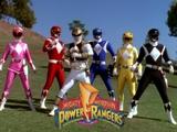 Mighty Morphin Power Rangers сезон III