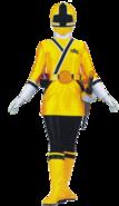 Yellow Samurai Ranger