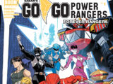 Go Go Power Rangers: Forever Rangers Issue 1