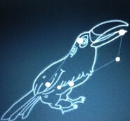 Kyuranger's Tucana Constellation