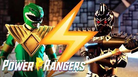 'Tommy 🆚 Evil Tommy' Extended Scene Power Rangers Super Ninja Steel ⭐ 25th Anniversary