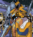 Dino Charge Gold Sentry