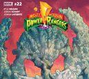 Mighty Morphin Power Rangers (Boom! Studios) Issue 22
