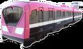 Ressha pink