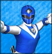 Blue Mask (Dice-O)