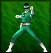 Green Racer (Dice-O)