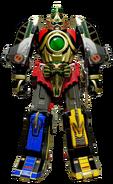 Legacy Thunder Megazord