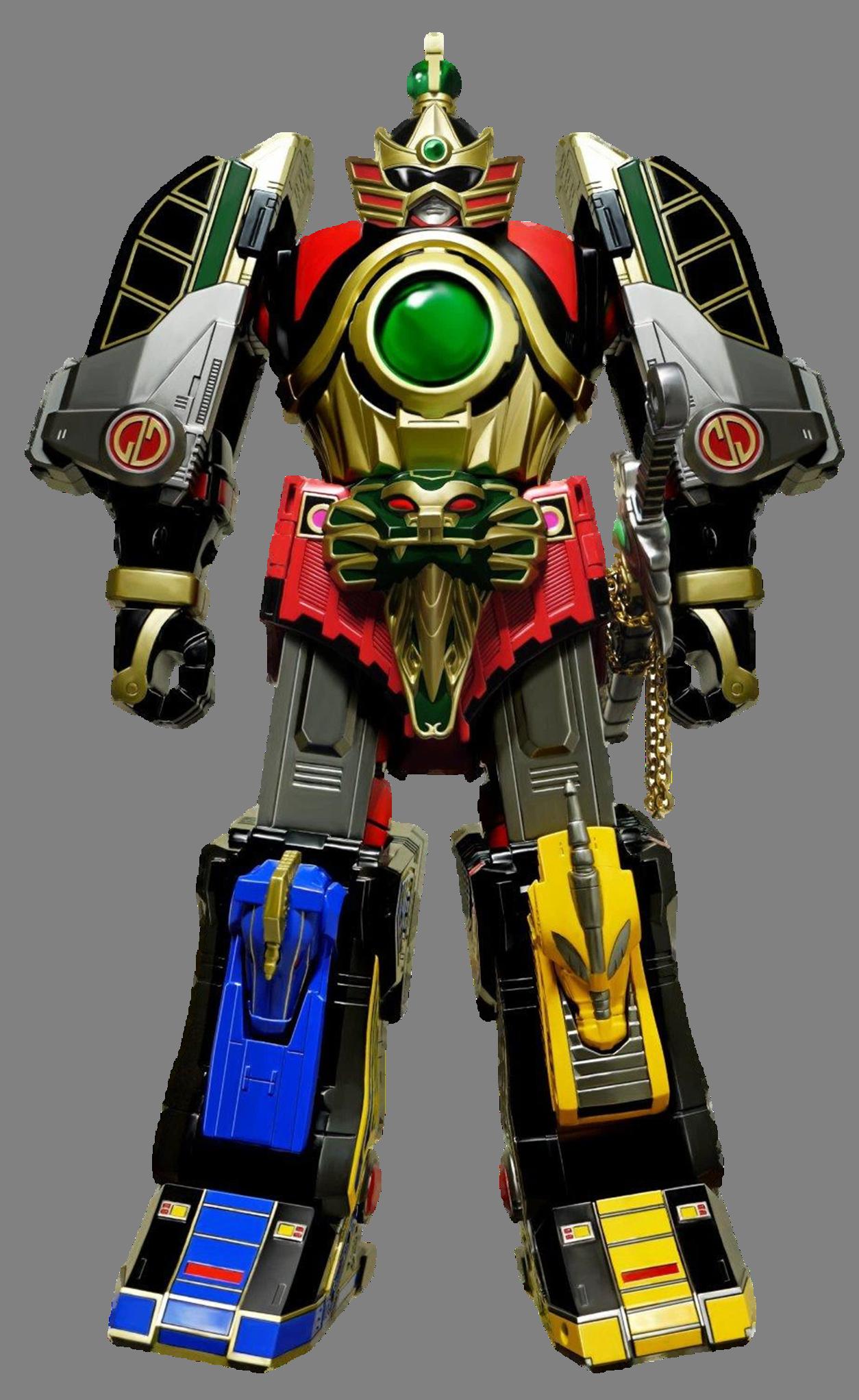 Image - Legacy Thunder Megazord.png | RangerWiki | FANDOM ...