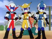 The Ganbare Team