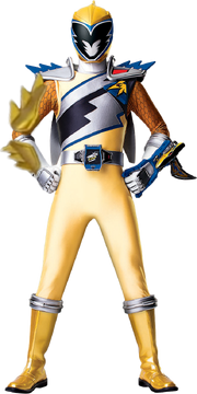 Kyoryu-gold-armed-on