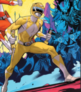 MMPR Jason Yellow