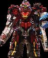TSGB-Go-Buster Ace Stag Custom