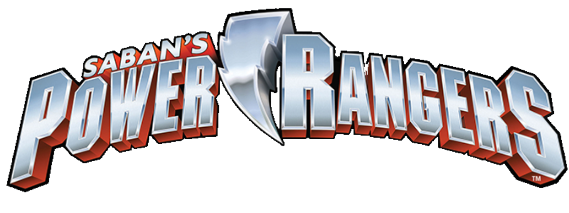 power rangers logo 2014 until 2018