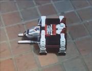 Fiveman toy in Jetman
