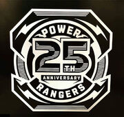 Power Rangers 25th
