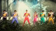 Zyuden Sentai Kyoryuger Team Up Henshin
