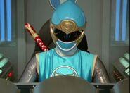 Ninja Storm blue cockpit
