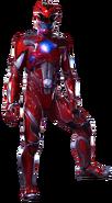 Red Zordon Morphin Ranger