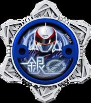 Mercury Ranger Ninja Power Star