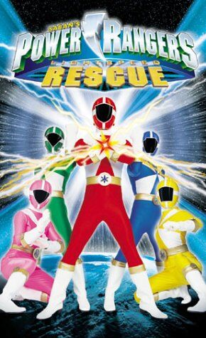 Power Rangers Lightspeed Rescue | RangerWiki | FANDOM
