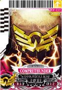 CompreThunder card
