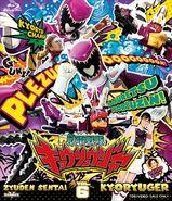 Kyoryuger Blu-ray Vol 6