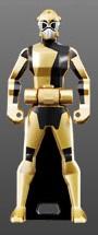 Gold Beetle Ranger Key
