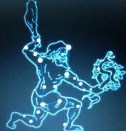 Kyuranger's Hercules Constellation