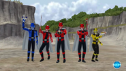 Lupinranger SuperSkill