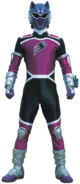 Purple Jungle Fury Ranger