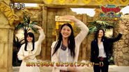 Ayuri Konno with female Wizard cast dance