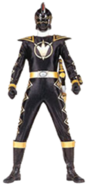 Black Dino Thunder Ranger