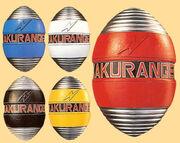 Kakuranger Ball