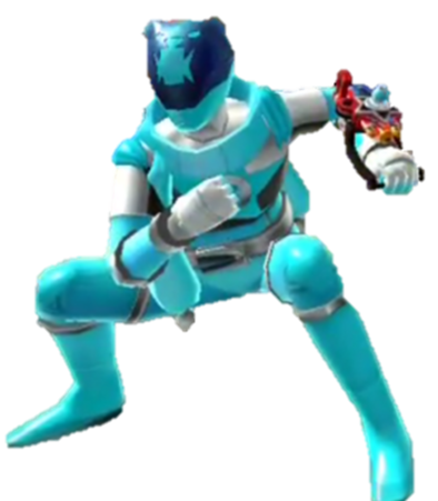 KogumaSkyBlue in Super Sentai Legend Wars