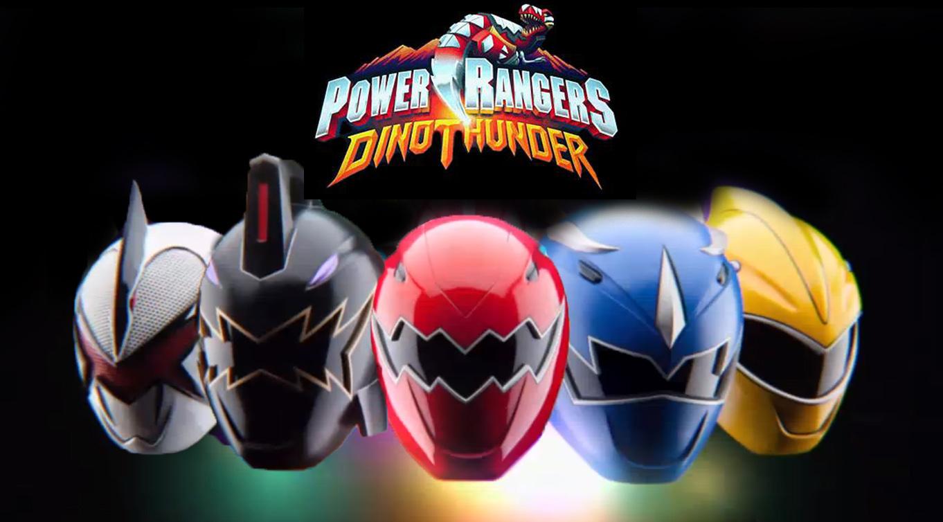 Power Rangers Dino Trovao Power Rangers Brasil Wiki Fandom
