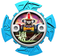 Ninja Megazord Ninja Power Star