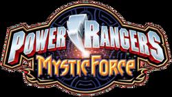 Power Rangers Mystic Force S14 logo 2006